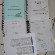 MANUAIS AERO BOERO- 115/180-