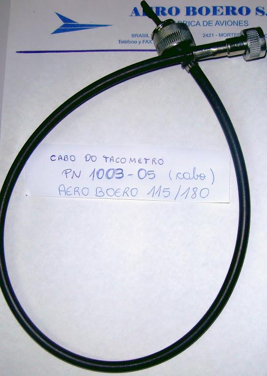 Cabo do tacometro- pn- 1003-05