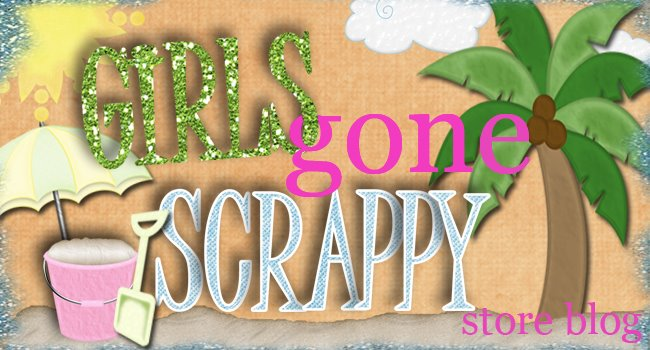 Girls Gone Scrappy Store Blog