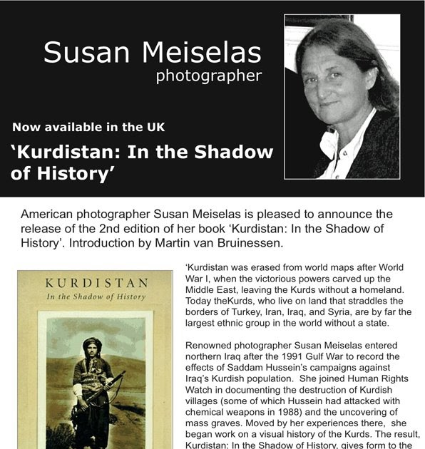 In the Shadow of History Kurdistan Second Edition