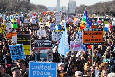 Impeachment rally