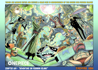 One Piece Manga 609