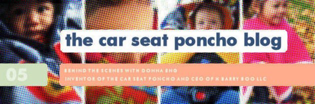 The Car Seat Poncho Blog