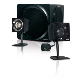 Creative Labs GigaWorks T3 2.1 Multimedia Speaker System
