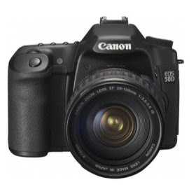 Canon EOS 50D 15.1MP Digital SLR Camera