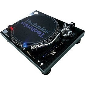 Technics SL-1210MK5G Pro DJ Turntable - Black