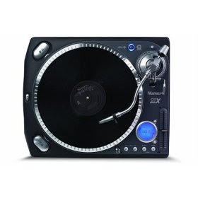 TTX Professional Turntable