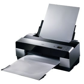 Epson Stylus Pro 3800 Printer Standard Model Photo Printer