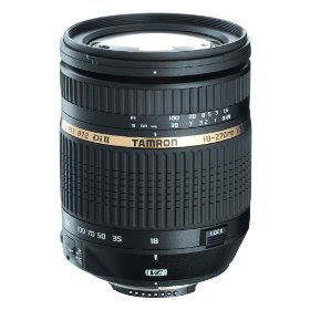 Tamron AF 18-270mm f/3.5-6.3 Di II VC LD Aspherical IF Macro Zoom Lens for Canon DSLR Cameras