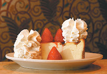 My Favorite Food... CHEESECAKE! Yum! Yum! Yum!