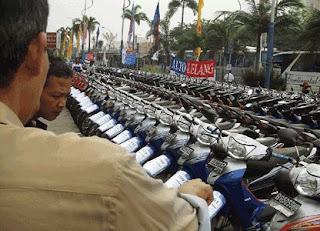 Aset Sitaan Koruptor dilelang oleh KPK