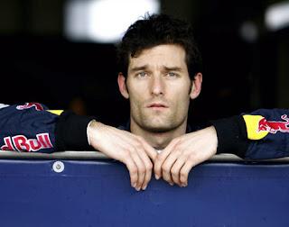 Mark Webber ( Red Bull) Juara Pertama Formula 1