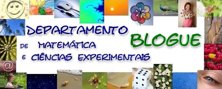 Departamento Matemática e Ciências Experimentais do AVET