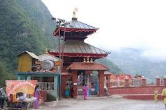 नव निर्मित सुपा देउराली मन्दिर