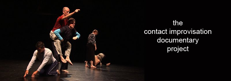 Contact Improvisation Documentary Project