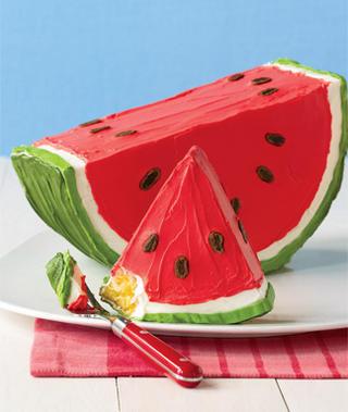Watermelon Cake Recipe Woman S Day
