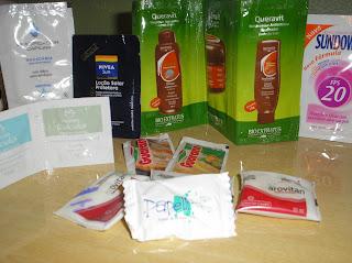 Brindes & Amostra Gratis Primeiro Kit para Vocês !!!