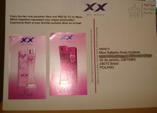 Amostra Gratis Perfume 'XX' by Mexx