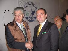 con Umberto Bossi