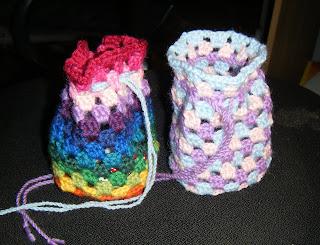 Free Granny Square Bag Pattern : Free craft patterns!: Granny square bag