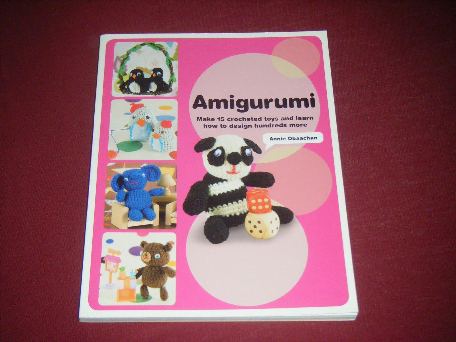 Amigurumi Animals Annie Obaachan : The glorious books!: Amigurumi animals
