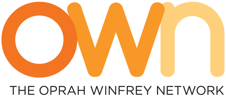 oprah winfrey show logo. The new OWN logo replaces the