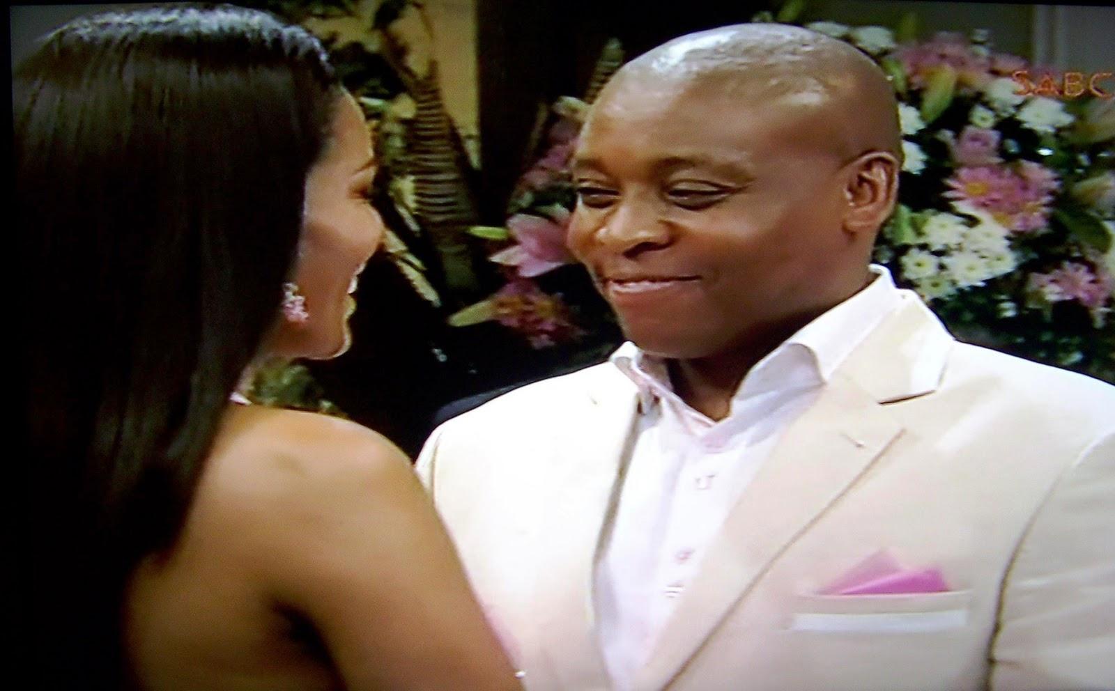 Karabo and kenny wedding