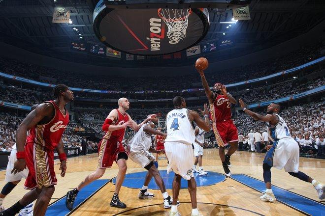 Cavaliers vs Spurs Part 2?