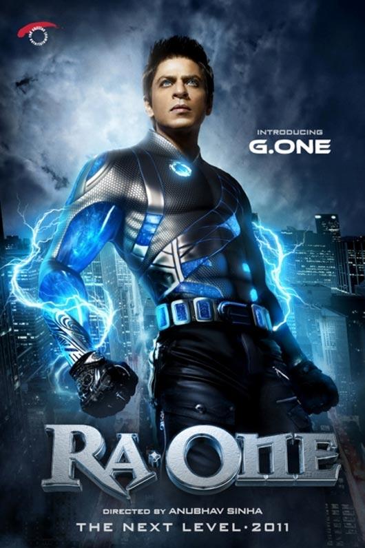 Ra.One Trailer Ra-one