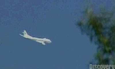 The 'Doomsday' plane on 9/11