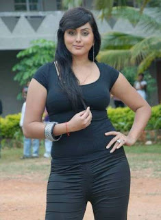 Latest Bikini Unseen YOGA POSTURES OF HOT ACTRESS NAMITHA Navel