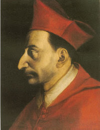 PATRON  SAINT OF CATECHISTS: Saint CHARLES BORROMEO