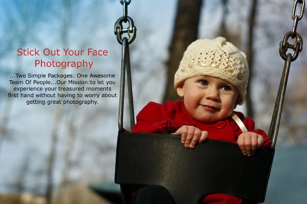Stick Out Your Face Photography