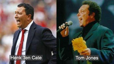Τεν Κάτε - Τομ Τζόουνς