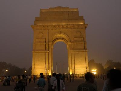 Momentos Perfeitos Delhi Porta Da Ndia