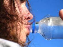 Beba agua sempre