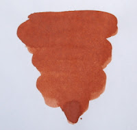 Diamine Burnt Sienna