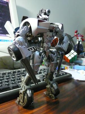 Transformers Human Alliance SIDESWIPE Rotf Revenge of the Fallen