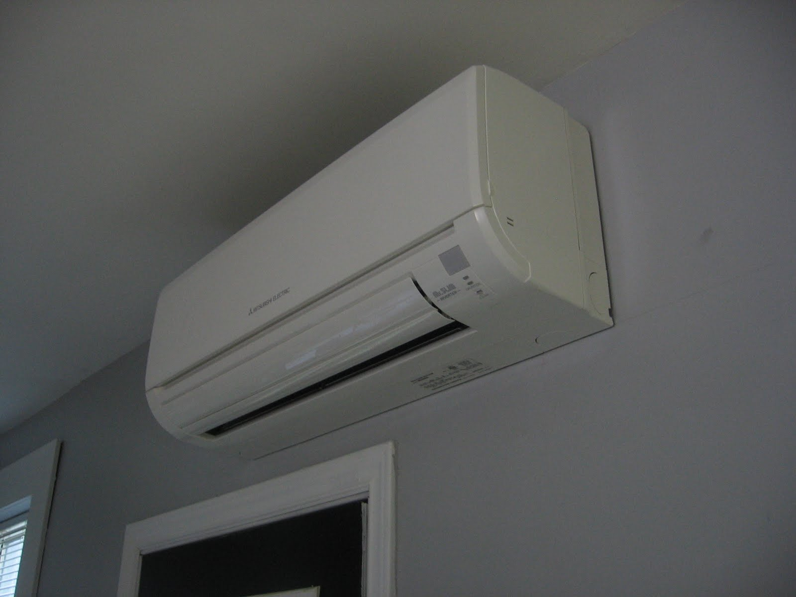Mitsubishi Air Conditioners together with 2011 10 01 archive moreover Will Minisplits Replace Forced Air Heating And Cooling Systems furthermore Bedroom air 20conditioning together with Watch. on mitsubishi heating cooling wall unit