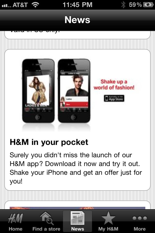 H m скачать приложение