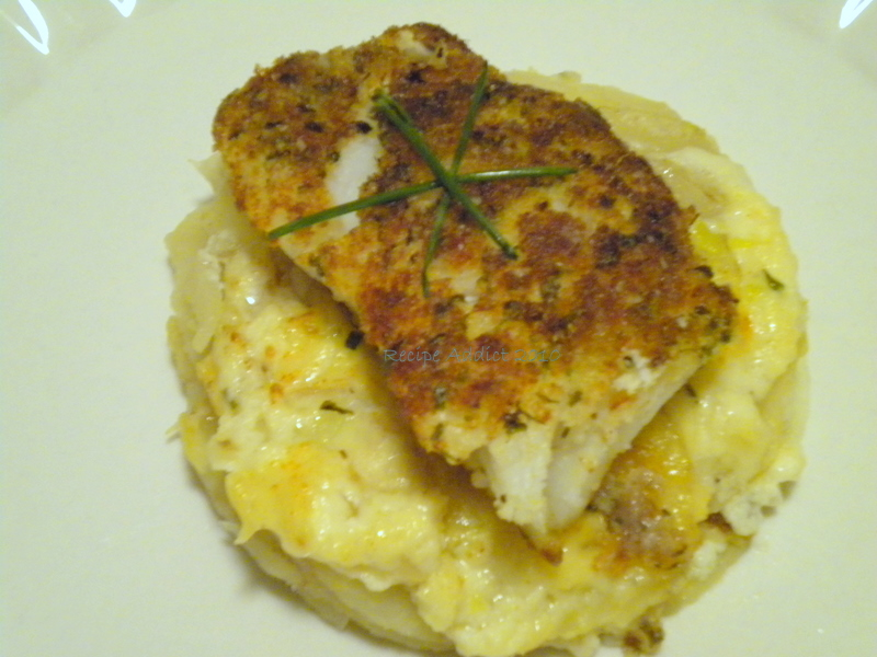 Cod, Leek And Potato Gratin Recipes — Dishmaps