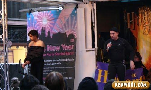 leeds new year eve performance