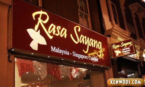 london chinatown rasa sayang