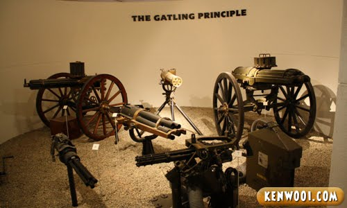 the gatling principple