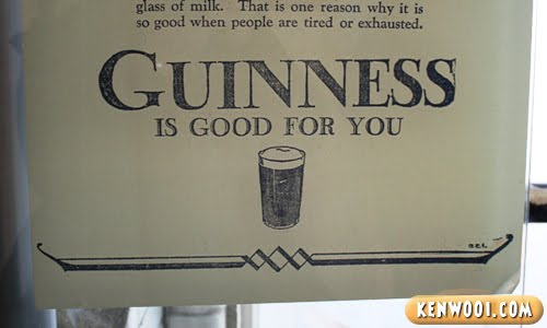 guinness is good