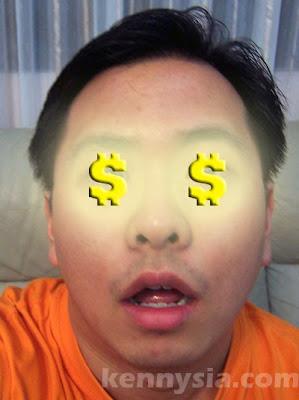 kenny rich money