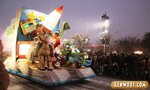disney parade toy story