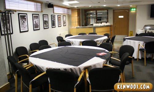 anfield dinning room
