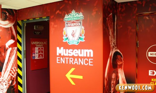 anfield museum