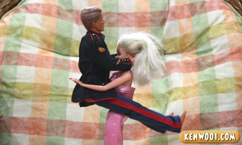 barbie carry ken
